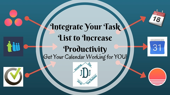 Integrate your task list